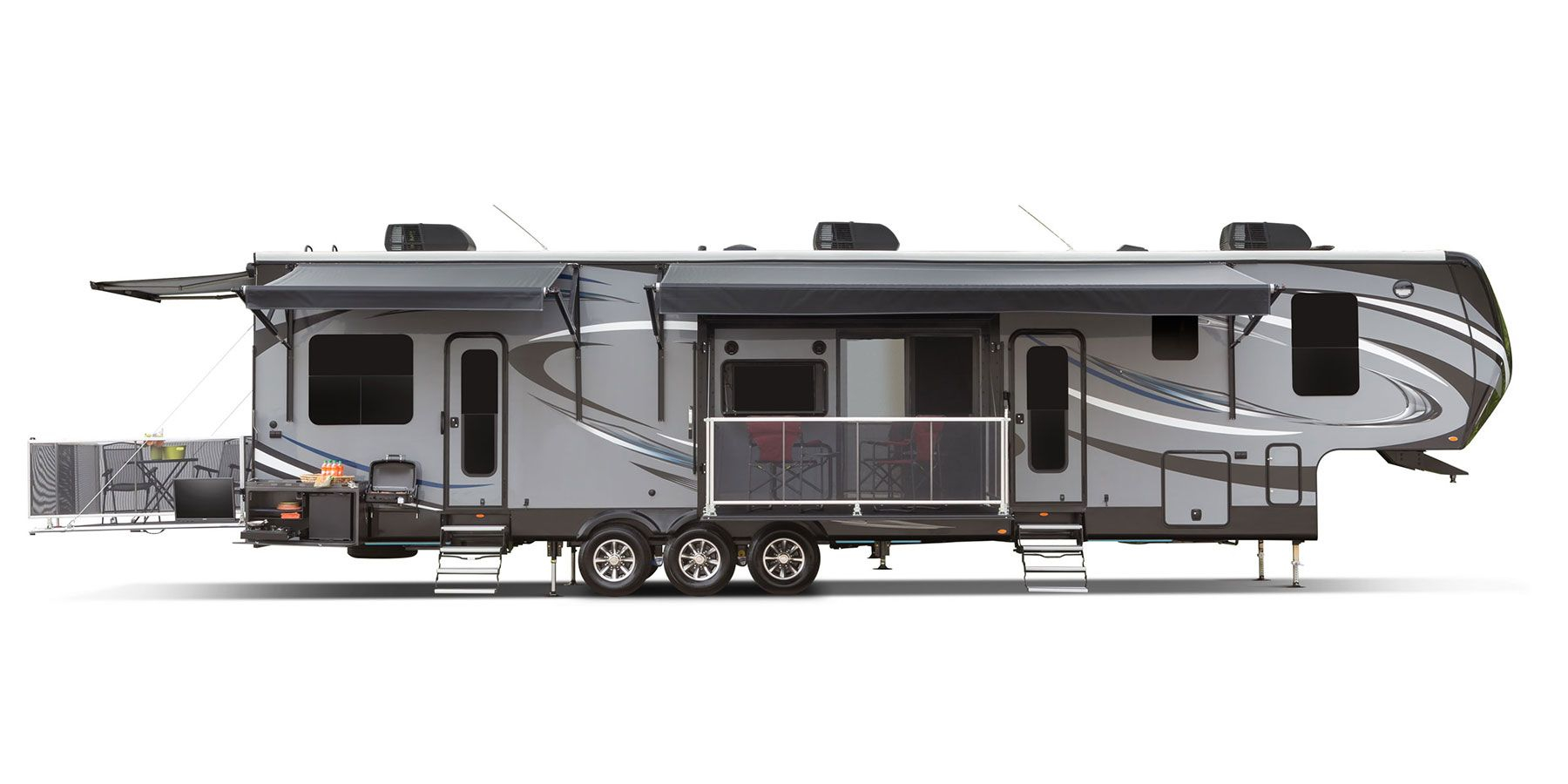Jayco Fifth Wheel With Side Patio Patio Ideas