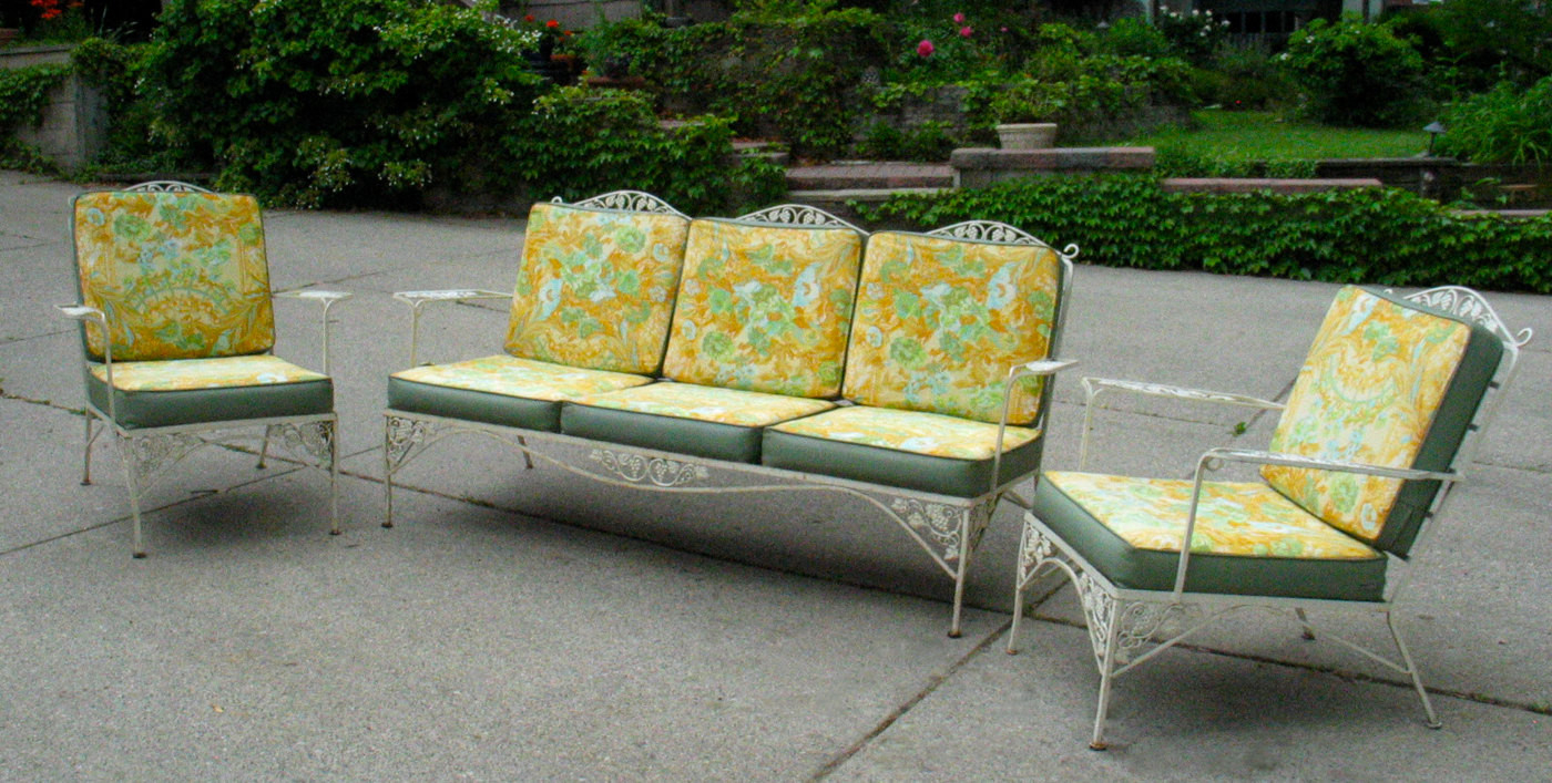 30 The Best Wrought Iron Patio Furniture 1950s Concept For Sizing 1400 X 707