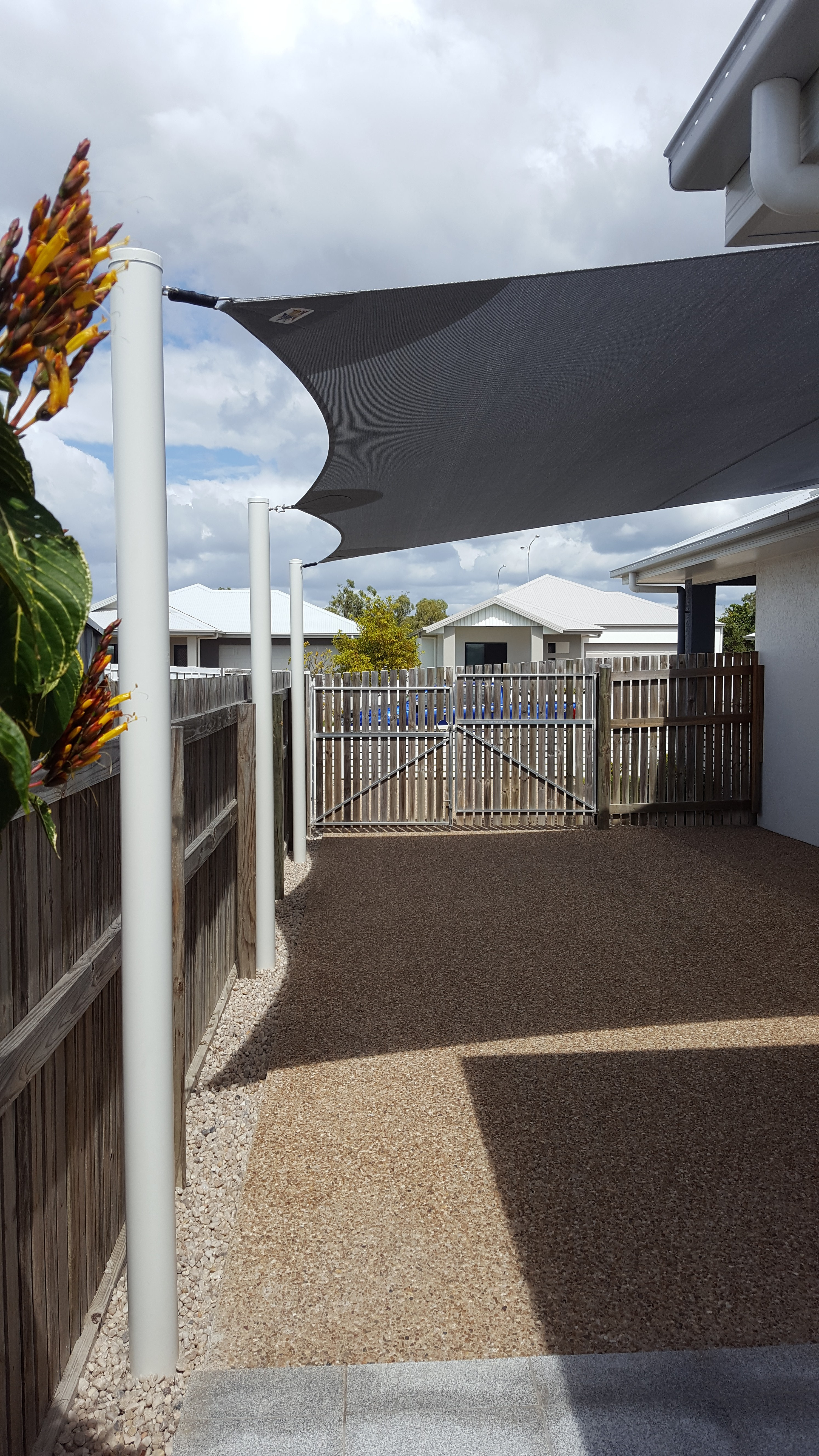 Apartment Patio Cover Fresh Carports Shade Sail Design Awnings Inside Proportions 2988 X 5312