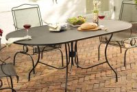 Arlington House Jackson Oval Patio Dining Table 3872200 0105157 pertaining to size 1000 X 1000