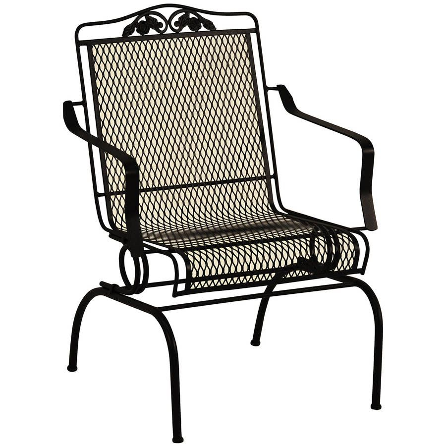 Arlington House Sy Stack Action Chair Charcoal Patio With Regard To Sizing 900 X