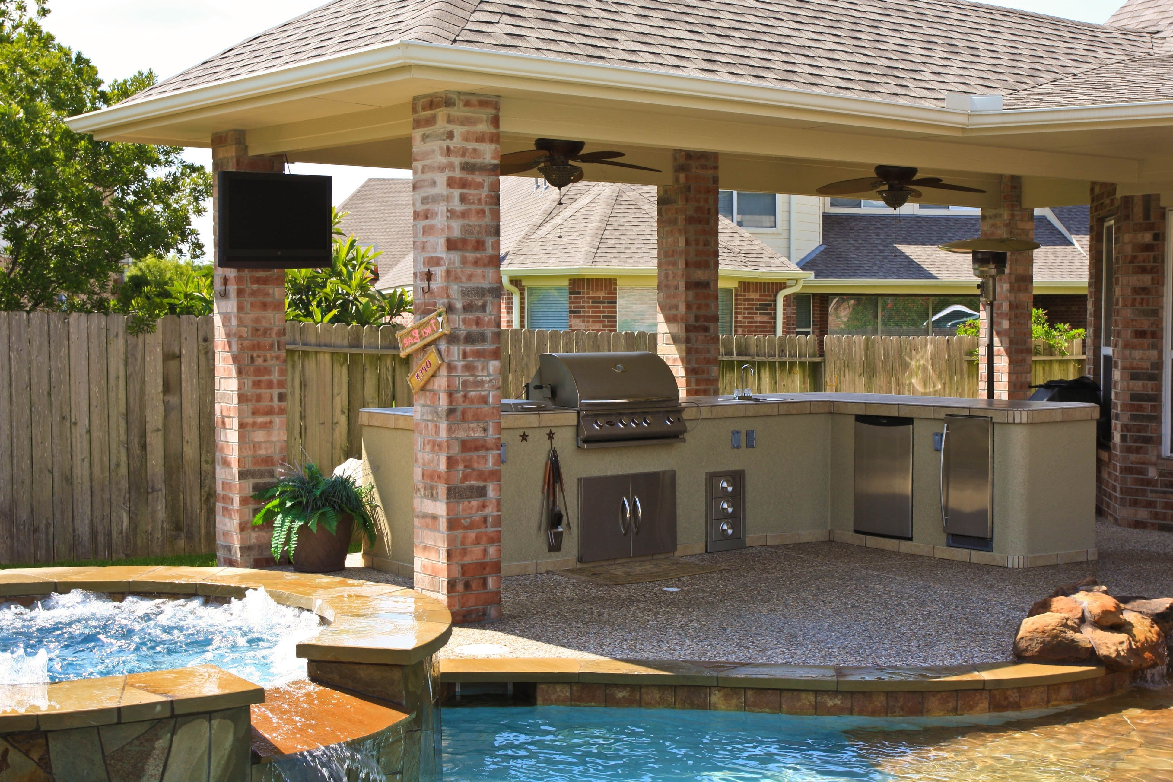Backyard Ideas With Outdoor Patio Design Pictures Plus Patio Design For  Proportions 3888 X 2592
