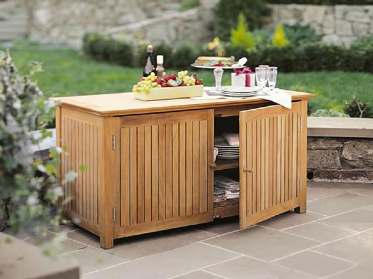 Bar Furniture Outdoor Patio Cabinet Storage With Hutch Arelisapril Inside Sizing 1280 X 960