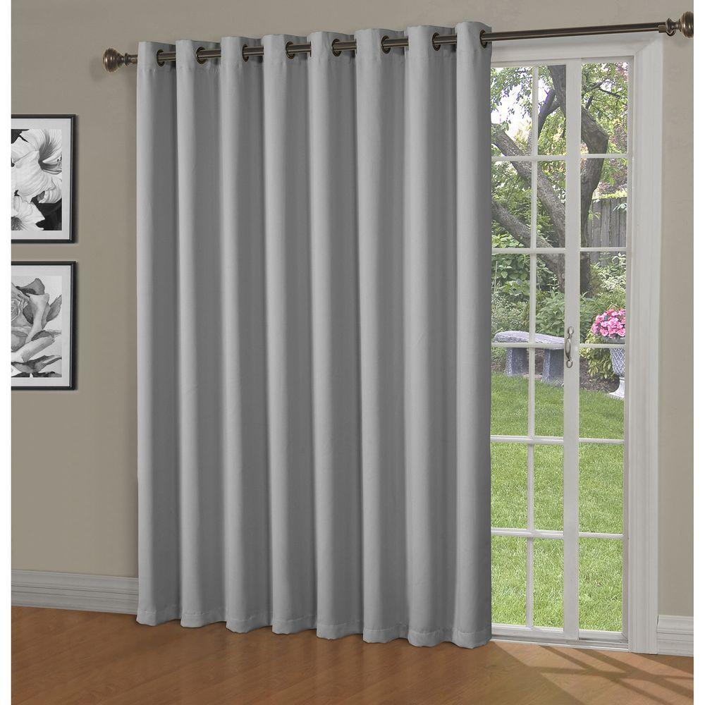 Extra Wide Curtains For Patio Doors Patio Ideas