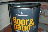 Benjamin Moore Floor And Patio Paint 2 Ultramodern Photo Of 5 throughout sizing 2166 X 2888