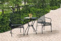 Better Home And Gardens Patio Cushions Arlington House Wrought Iron in dimensions 948 X 948