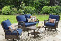 Better Homes And Gardens Colebrook 4 Piece Outdoor Conversation Set regarding dimensions 2000 X 2000