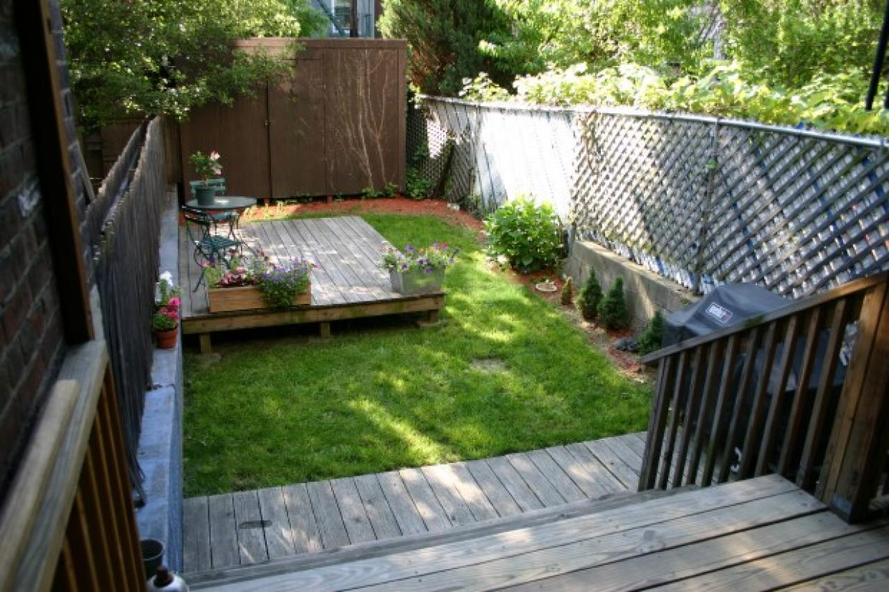 Ordinaire Big Landscaping Ideas For Small Backyards Manitoba Design With Regard To  Dimensions 1280 X 853