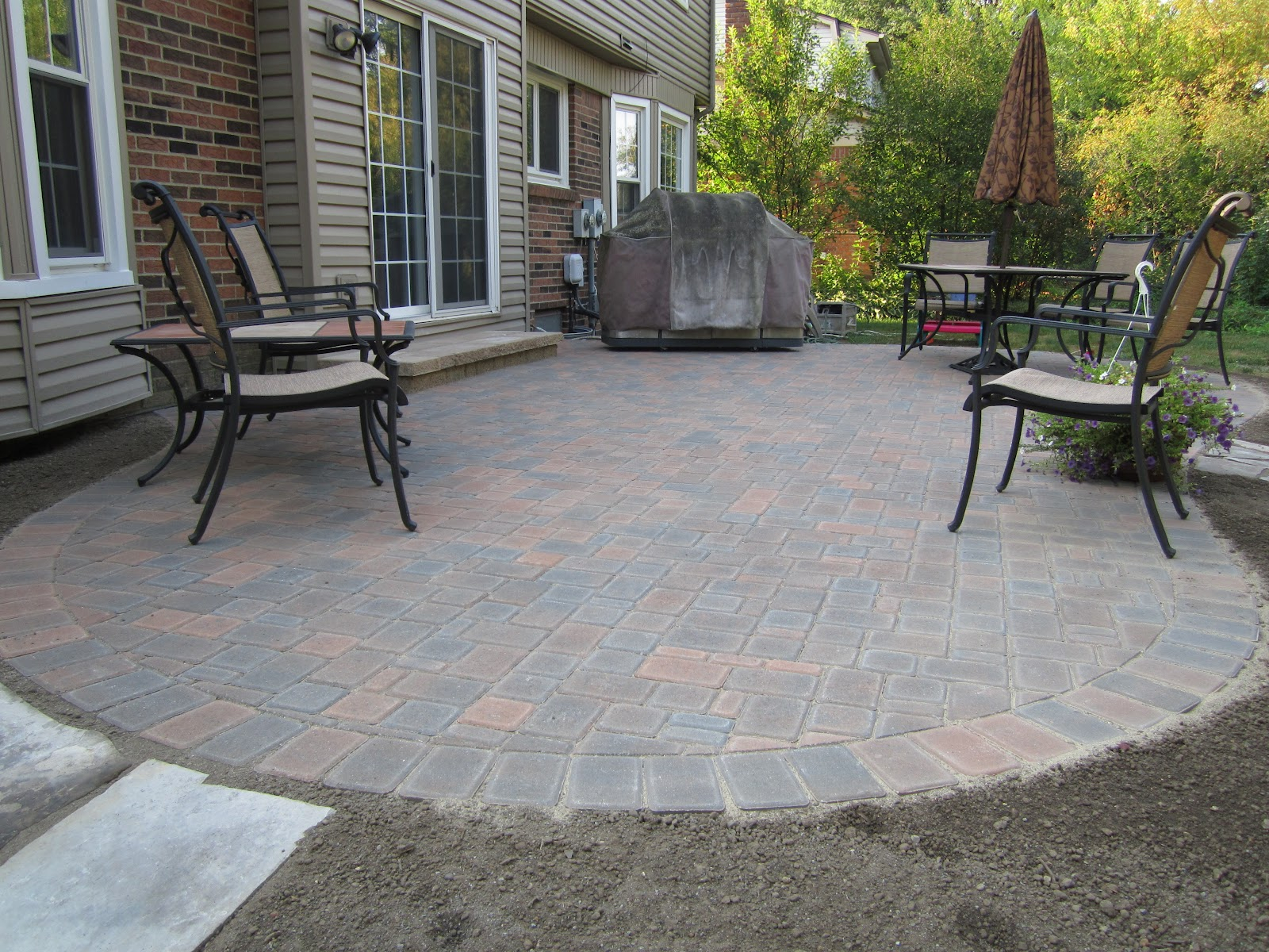 Block Patio Awesome Patio Ideas Patio Block Ideas With Paving Brick Within  Size 1600 X 1200