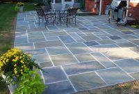 Bluestone Patio Design Stone Patio Designs Front Porchback regarding size 2160 X 1440