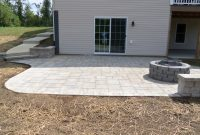 Brick Paver Patio Designs Utrails Home Design Brick Patio with measurements 4288 X 3216