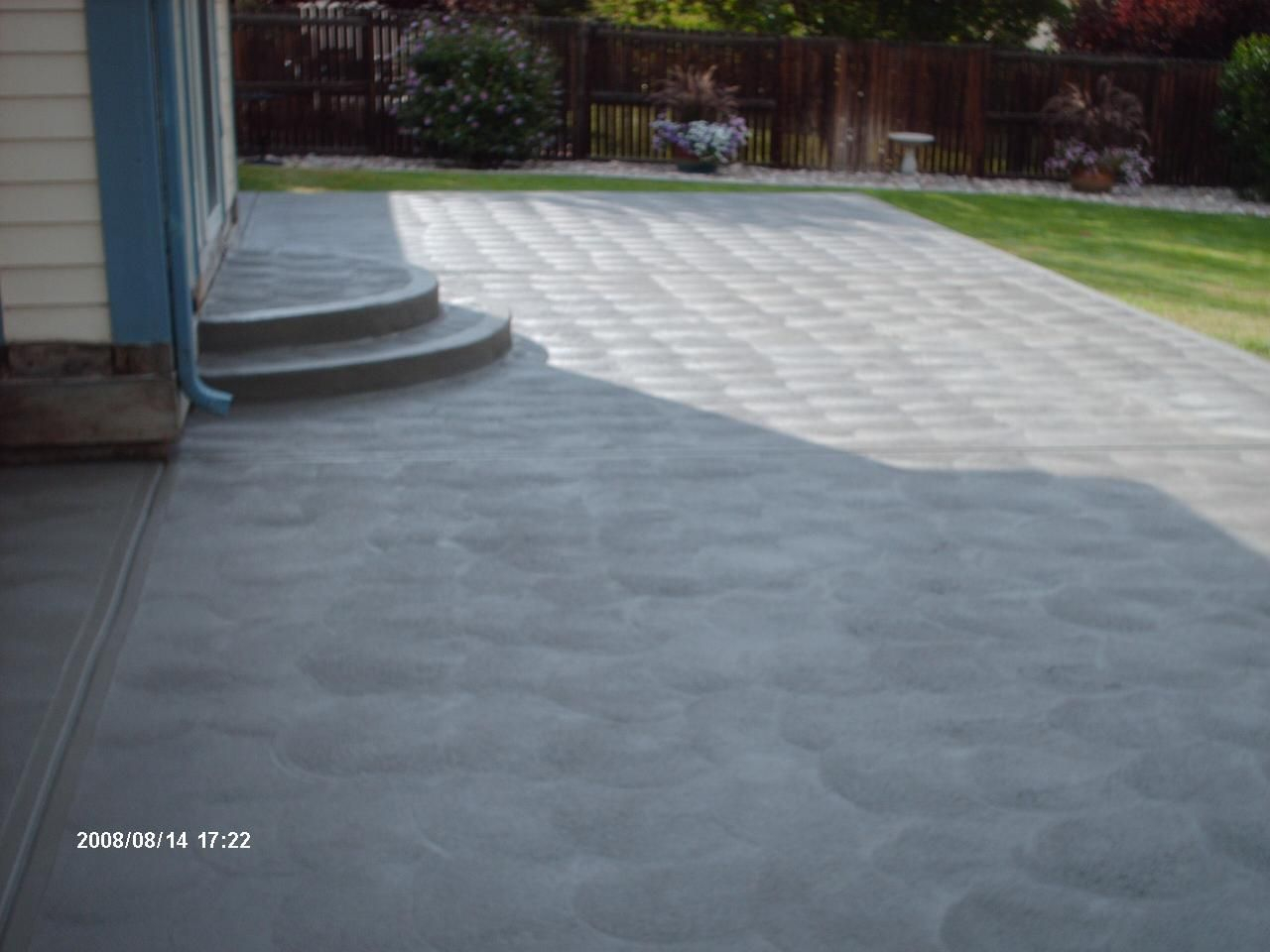 Bon Cement Patio Finishes Good Day Concrete Picture Gallery Home Inside  Measurements 1280 X 960