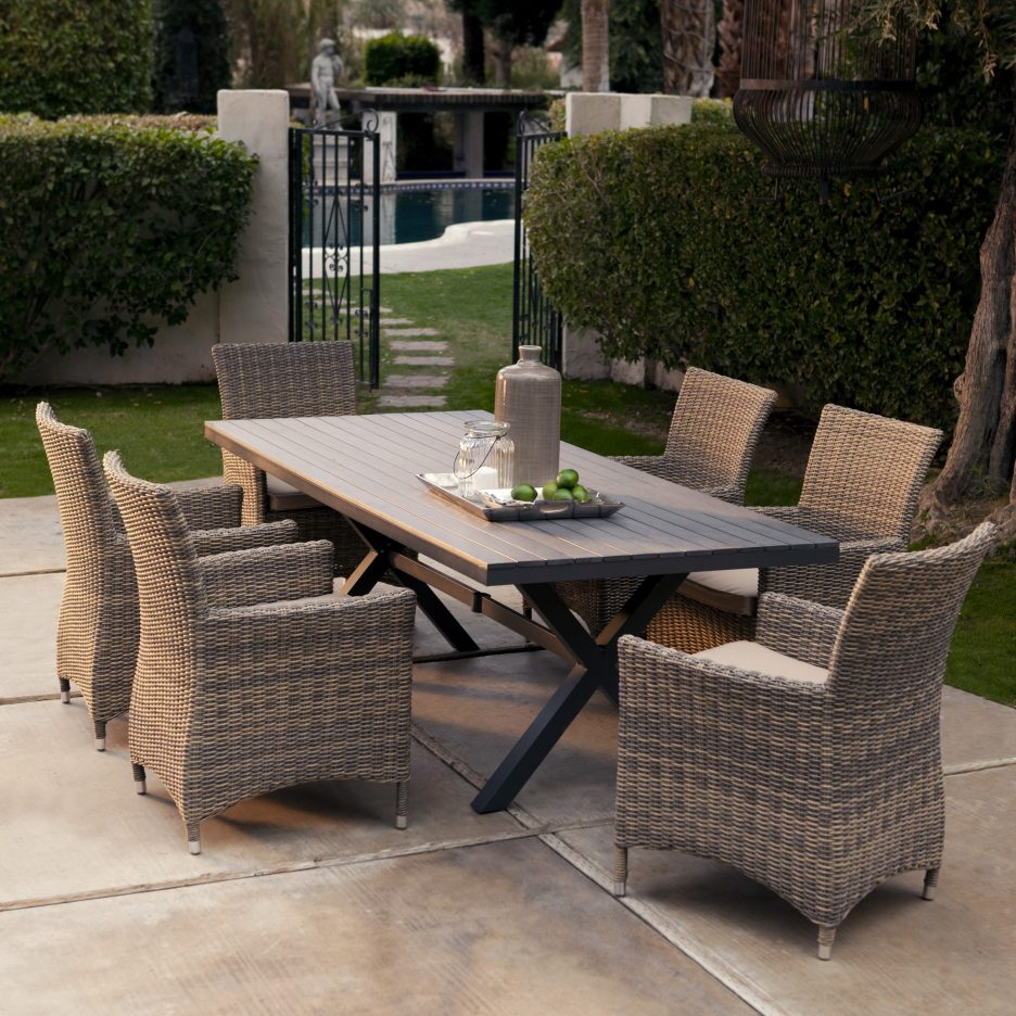 Synthetic Resin Patio Furniture