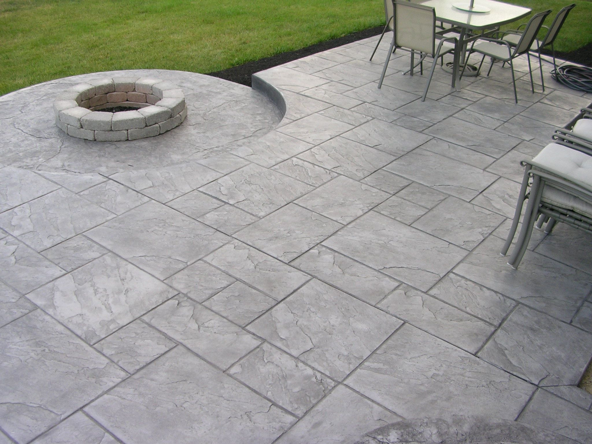 Concrete Patio Stamps Fresh Stamped Concrete Patios Driveways for proportions 2048 X 1536