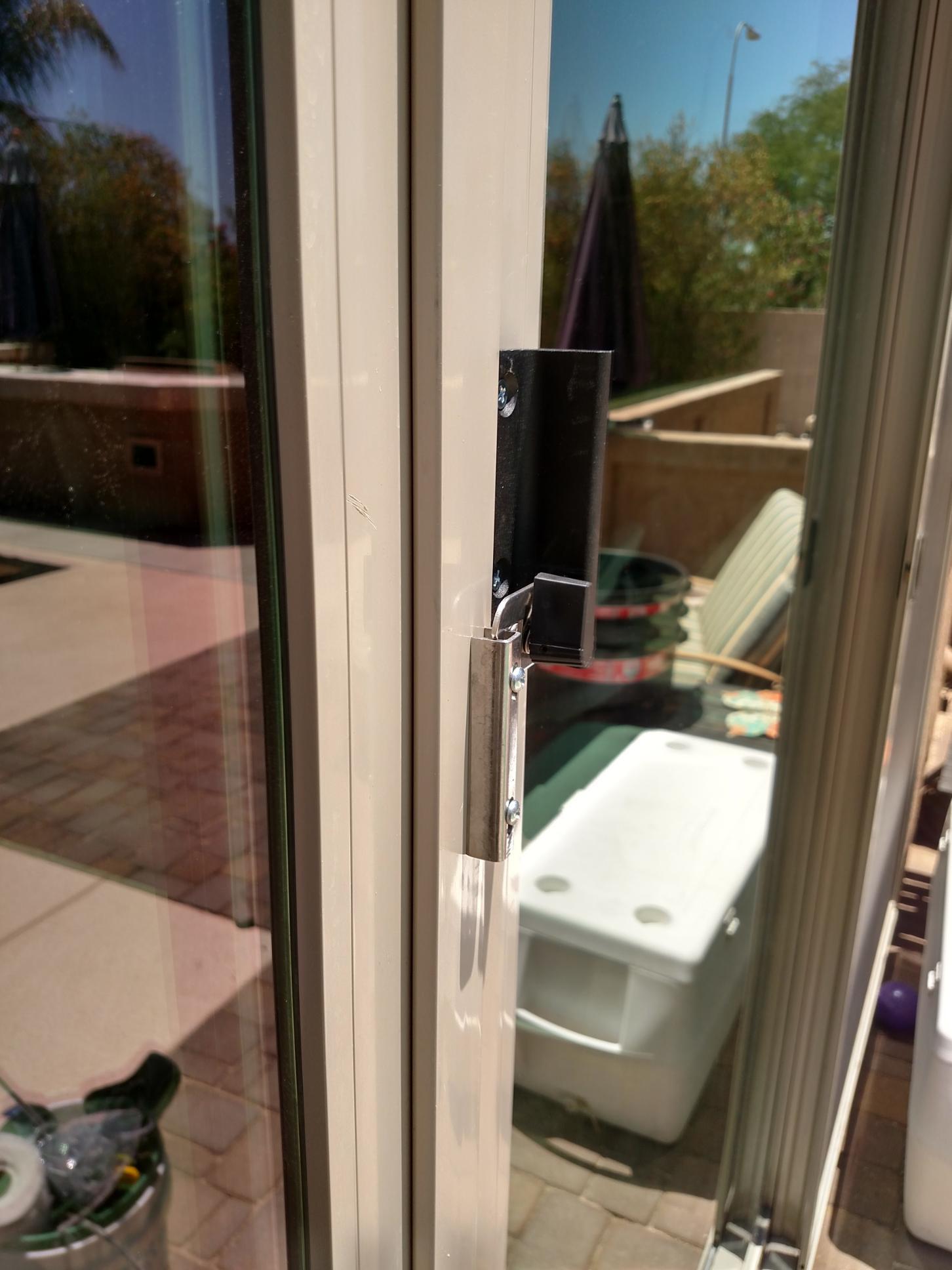 Door Closer Latch for measurements 1452 X 1936