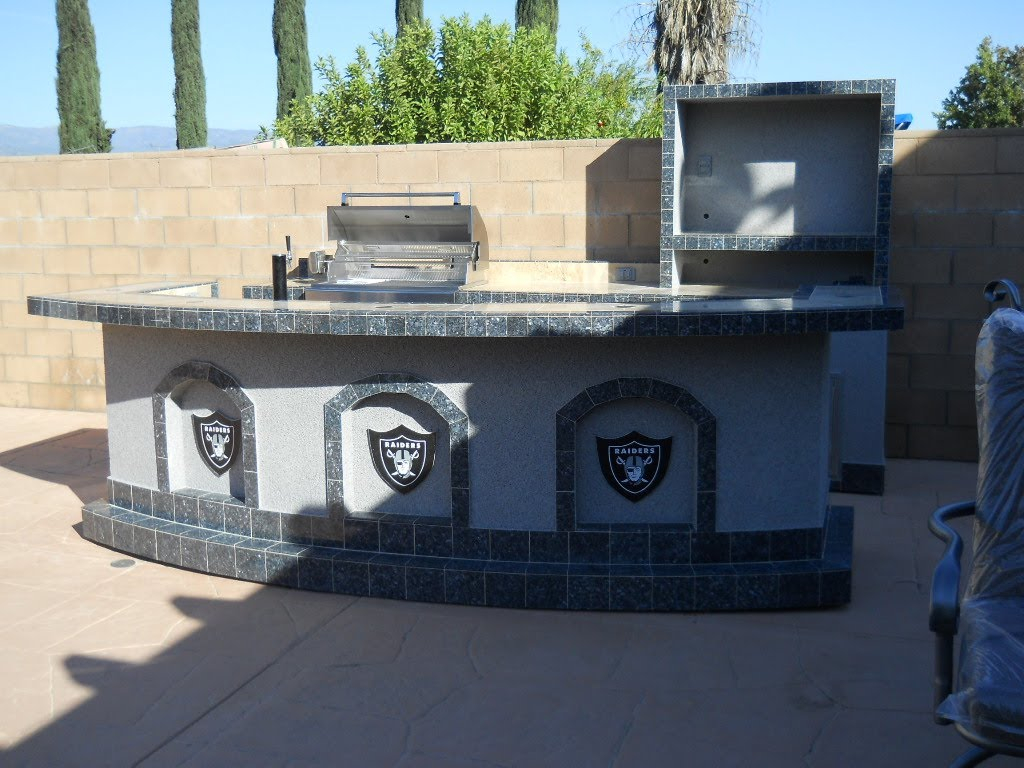 Extreme Backyard Designs Bbq Islands Grills Patio For Measurements 1024 X 768