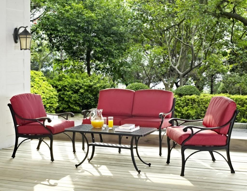 Family Leisure Patio Furniture New Interior Exterior Design With Size 1024 X 791