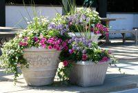Flower Pot Ideas For Patio Best House Design Easy Flower Pot Ideas regarding size 1024 X 768