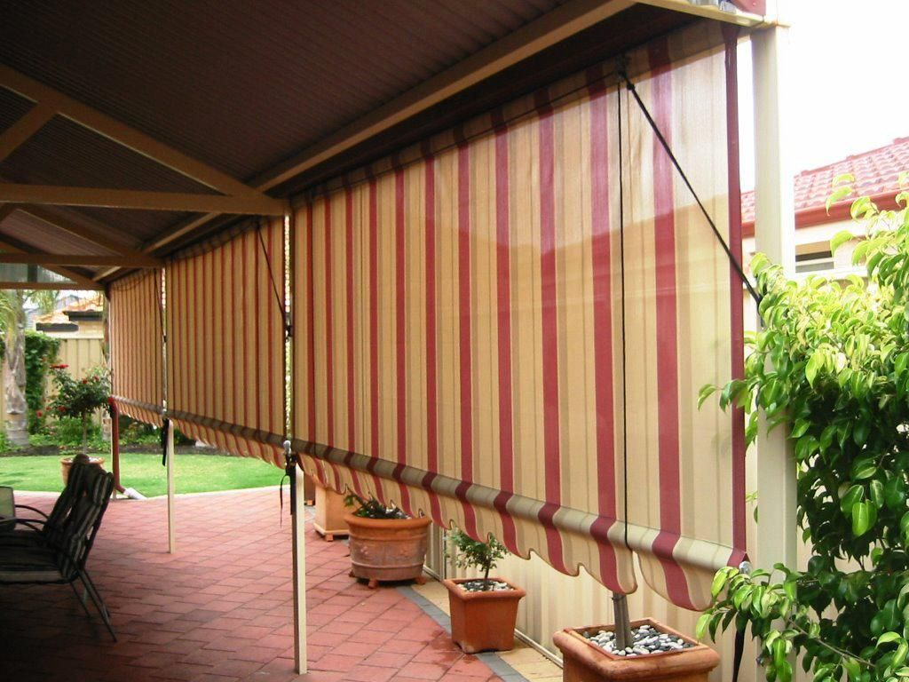 Great Outdoor Roll Up Blinds Bamboo Improvement Httpwindow Throughout Dimensions 1024 X 768