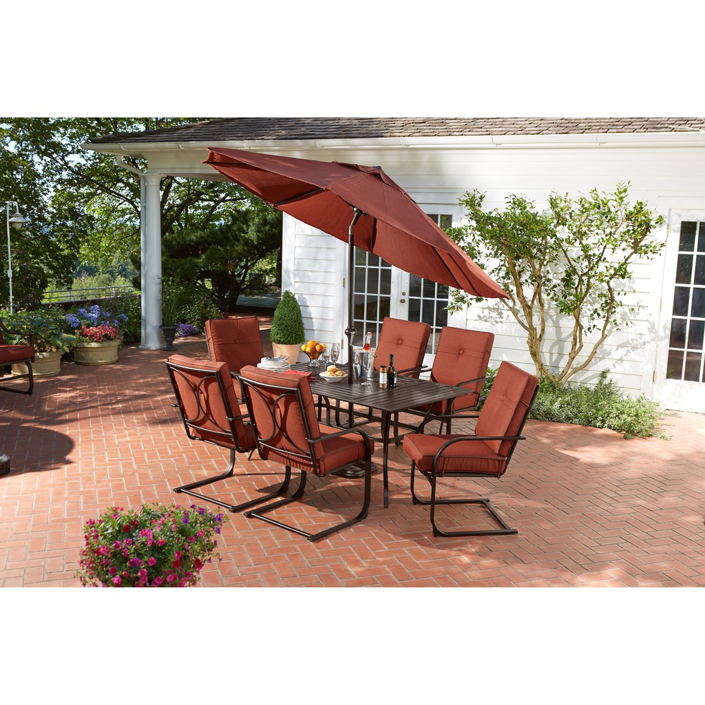 Hd Designs Outdoors Grand Hd Napa 7 Piece Patio Set Sadef within size 1024  X 1024 - Hd Designs Outdoors Patio Furniture • Patio Ideas