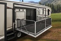 Heartland Gateway Fiver Offers Side Patio Area Rv Business for proportions 4928 X 3280