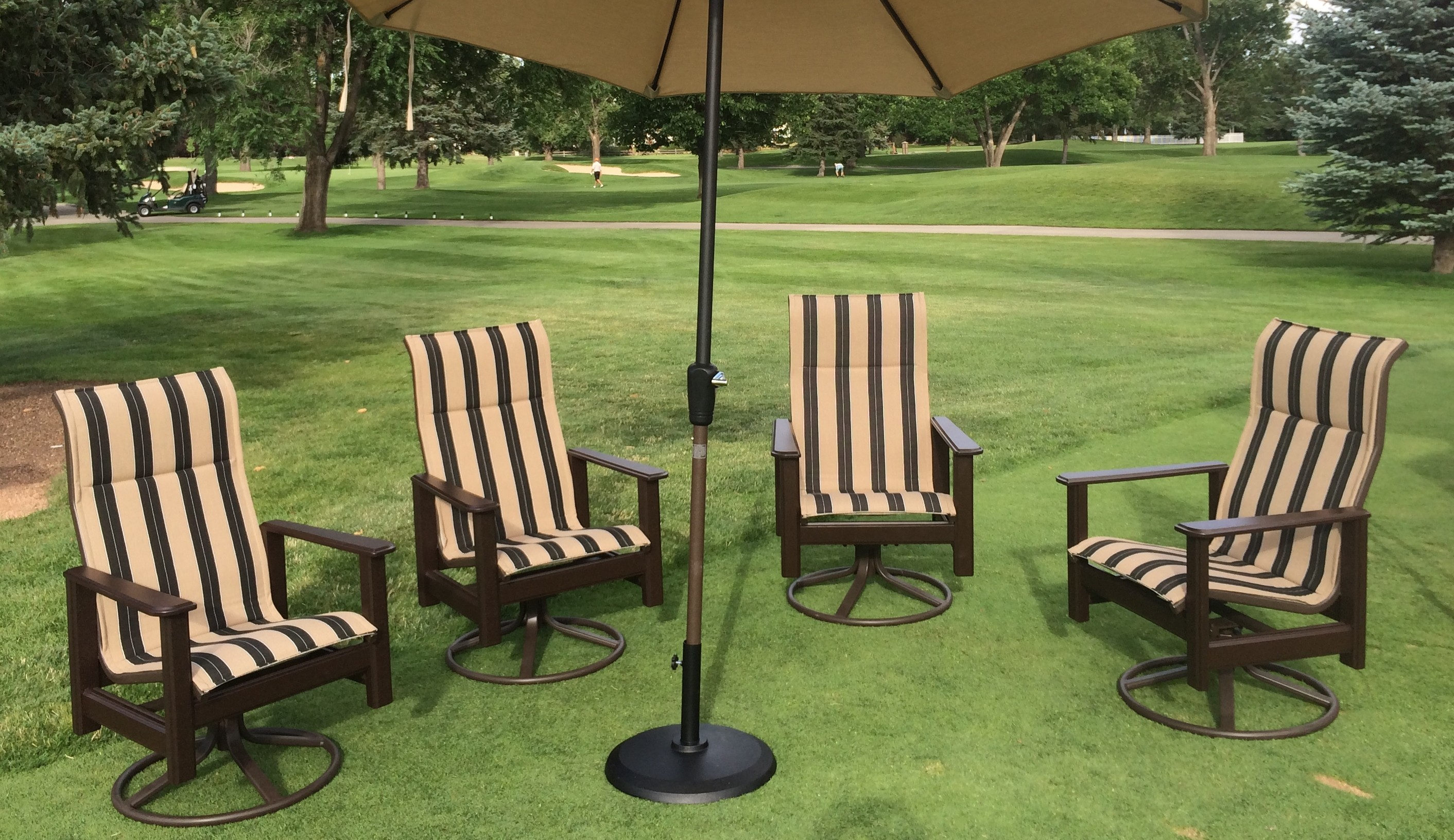 High Back Outdoor Swivel Rocker Outdoor Swivel Rocking Chair intended for measurements 2824 X 1632