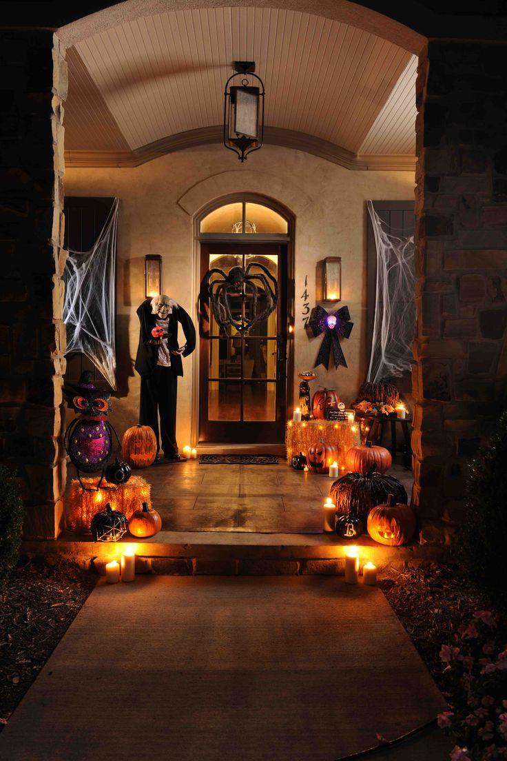 Interior Design Halloween Patio Decorating Ideas Decorating Ideas  Throughout Measurements 736 X 1104