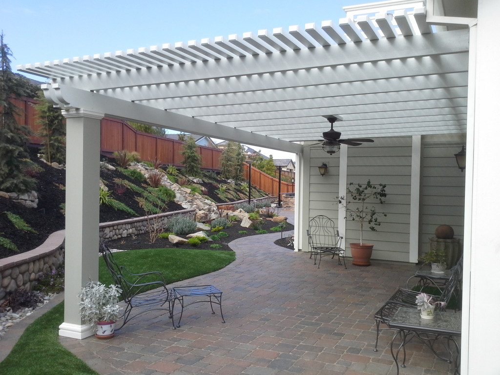 Lattice Patio Covers Bright Ideas Design Center Within Proportions 1024 X  768