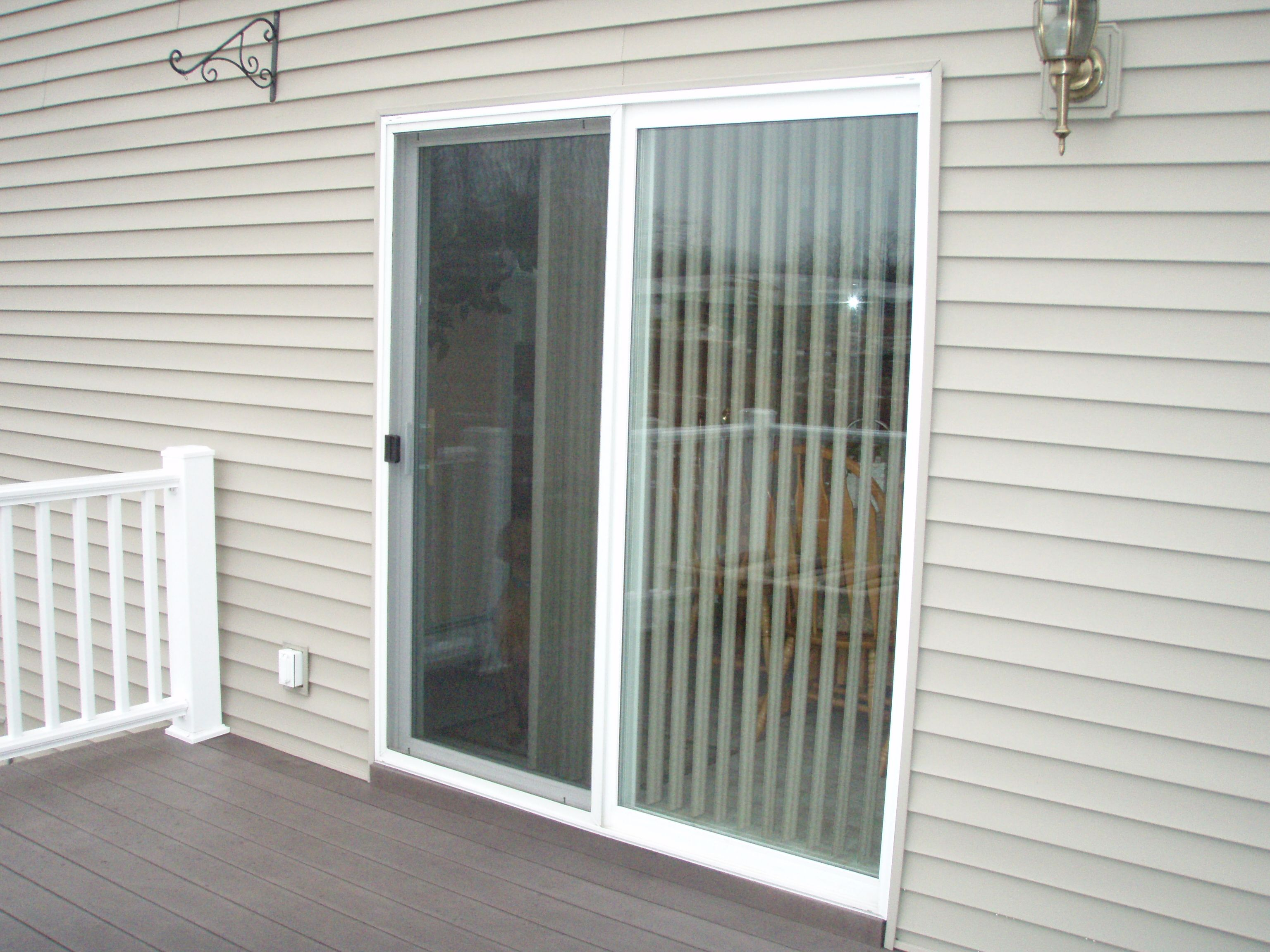 Mobile Home Sliding Patio Doors • Patio Ideas