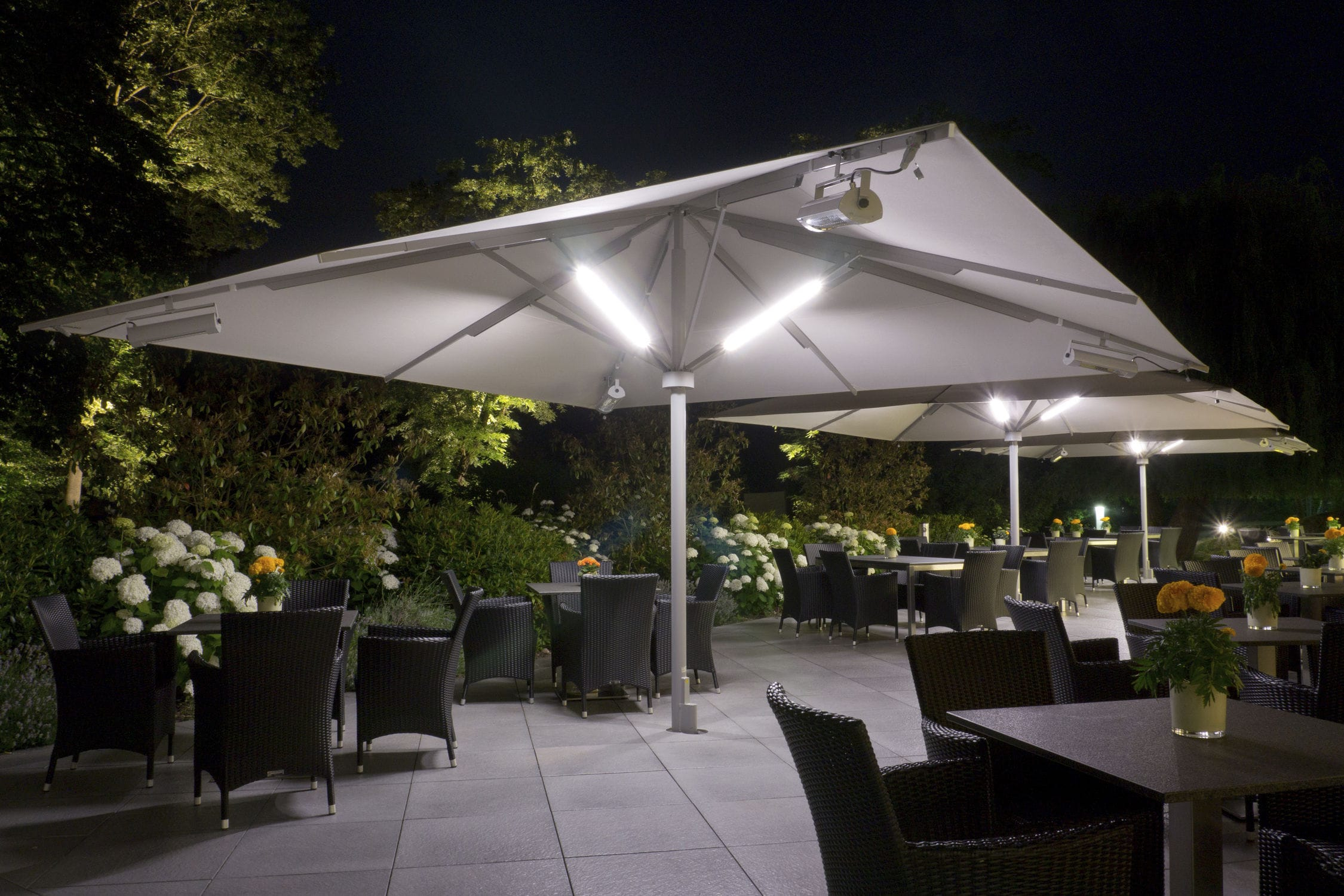 Offset Patio Umbrella Led Lights Suitable Plus Patio Umbrella Solar For  Size 2250 X 1500