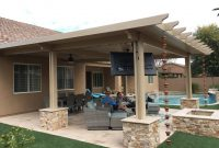 Outdoor Cover Ideas Patio Floor Covering Tv Furniture Covered Deck intended for sizing 1024 X 768