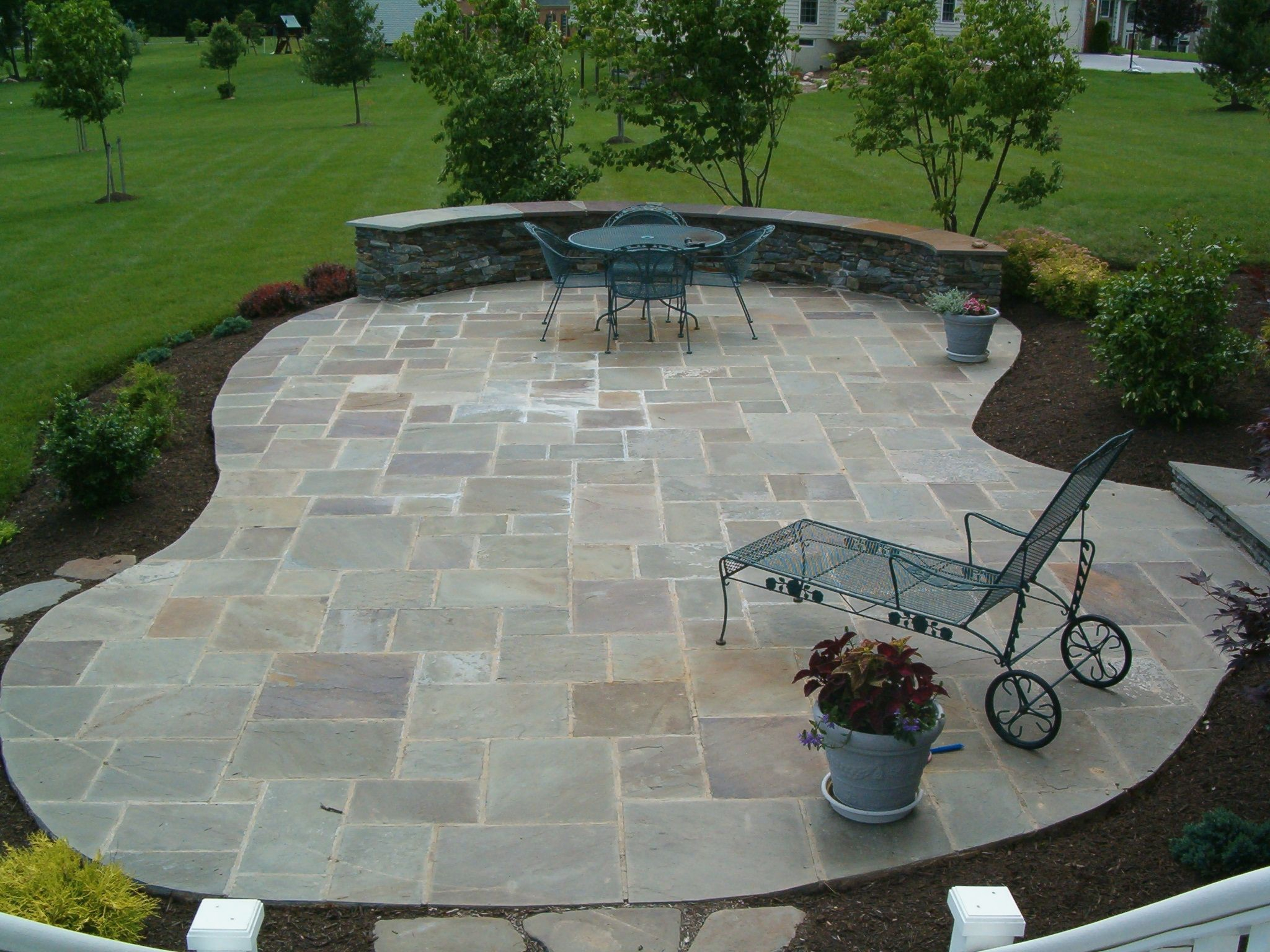 Patio Amazing Concrete Shapes Ideas Home Design Planning Throughout Dimensions 2048 X 1536