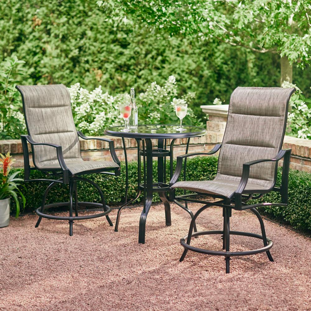 Patio Garden Cast Aluminum Furniture At Lowesaluminum With Proportions 1000 X