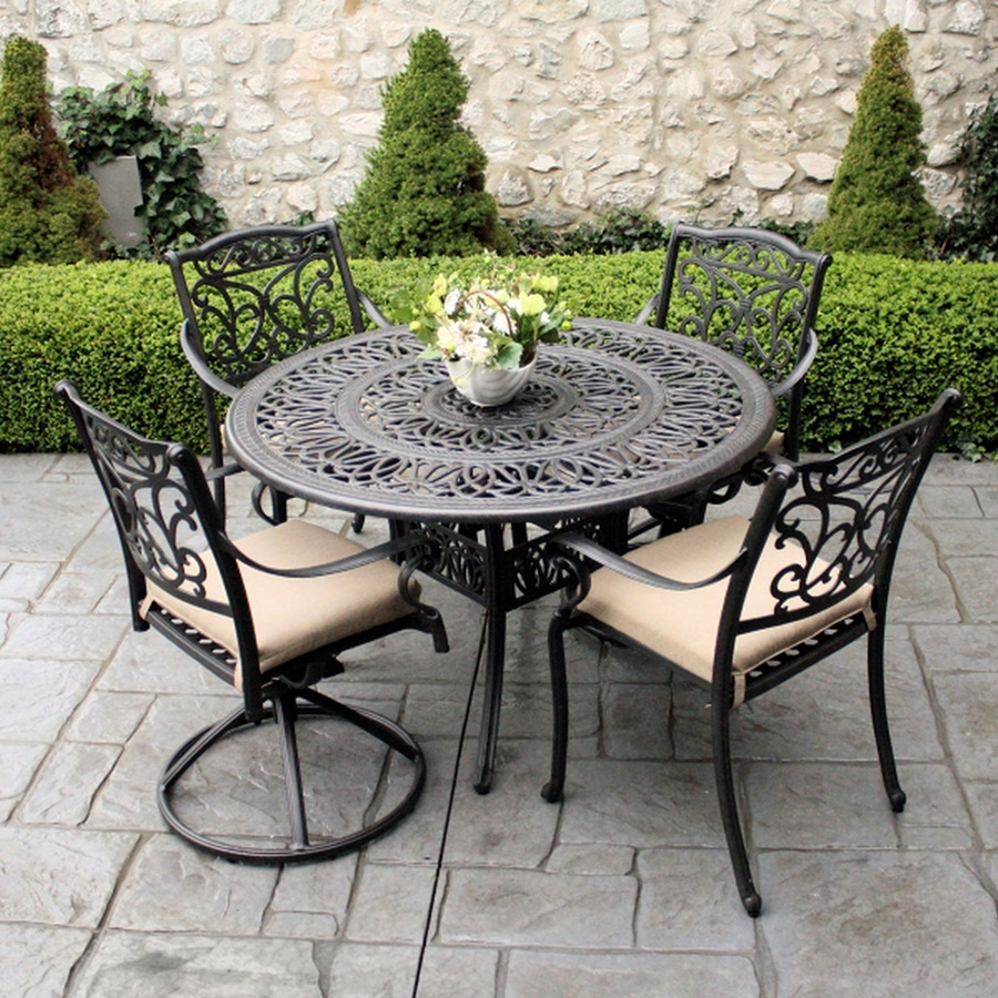 wrought iron patio furniture baton rouge patio ideas