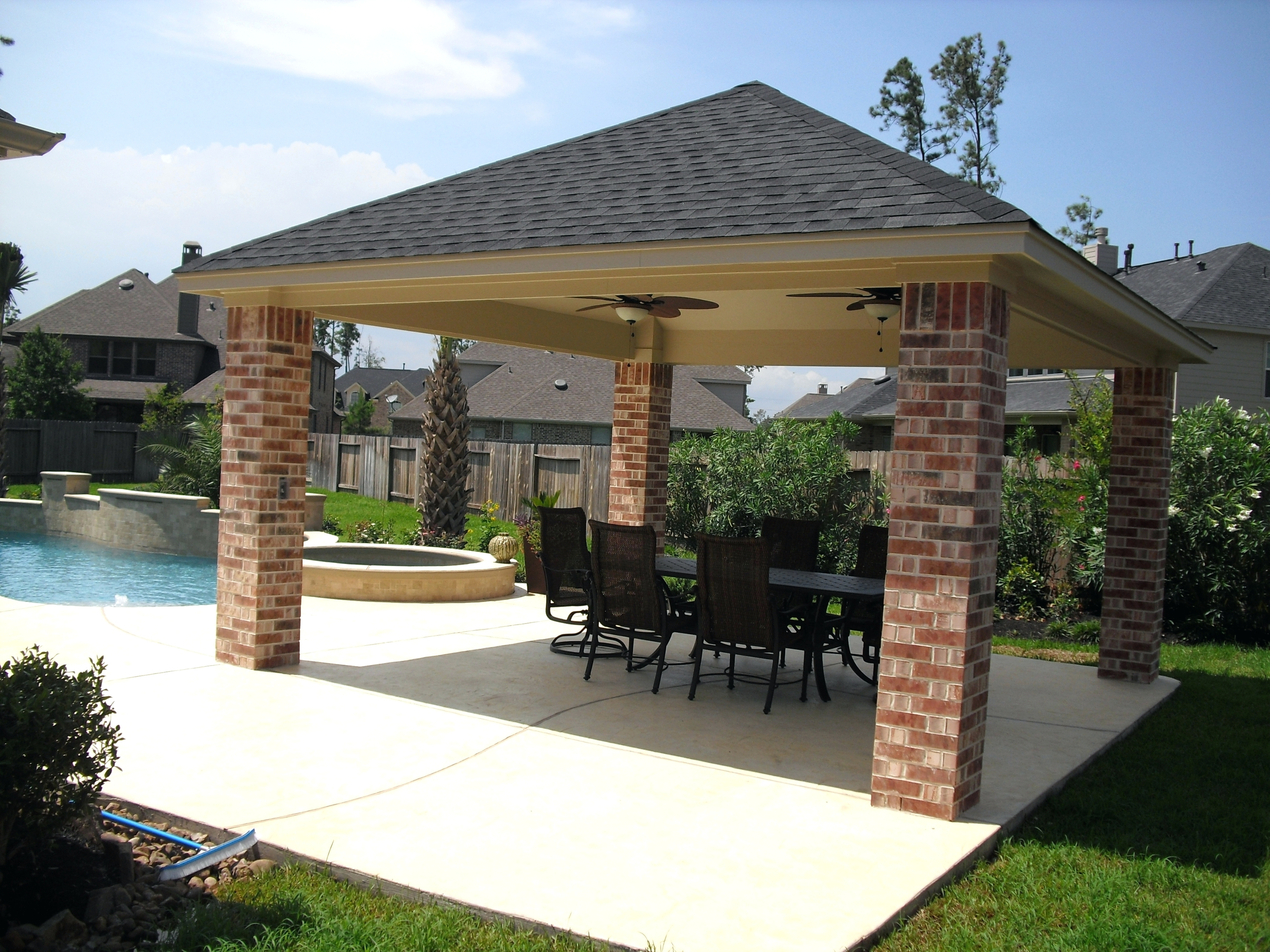 Genial Patio Ideas Patio Shelter Ideas Garden Patio Shelter Ideas Patio In  Proportions 3072 X 2304