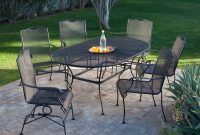 Patio Ideas Rod Iron Patio Furniture With Iron Material Over Green with proportions 1600 X 1600