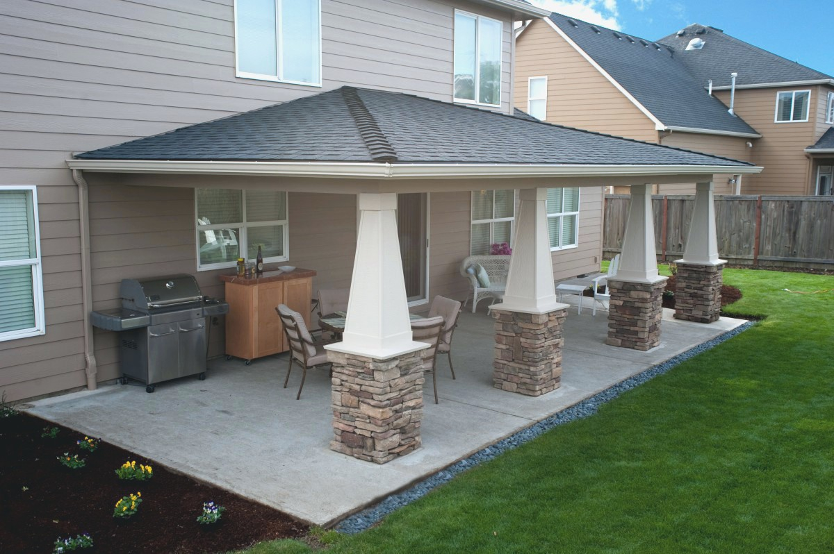 Patios Ideas Covered Back Yard Patio Ideas Covered Back Porch Intended For  Sizing 1200 X 798