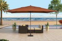 Rectangular Patio Umbrella Furniture Home Design Fuller pertaining to measurements 1100 X 800