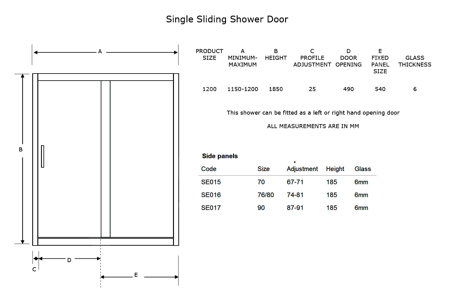 Standard Patio Door Opening Width Patio Ideas