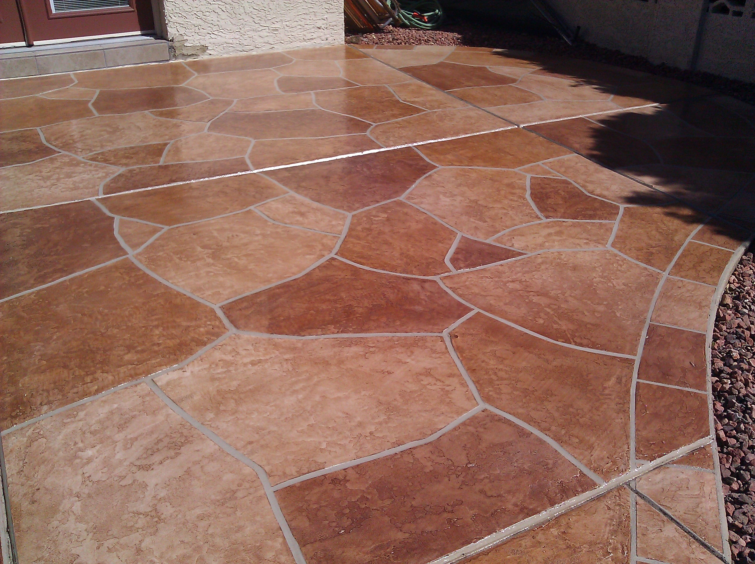 Sealant Flagstone Patio Ideas