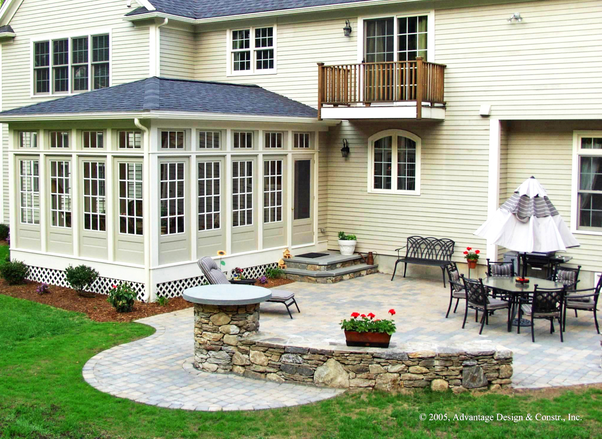 sunroom and patio designs u2022 patio ideas rh mikecounsilplumbing com Enclosed Patio Ideas Pinterest Back Deck Patio Ideas