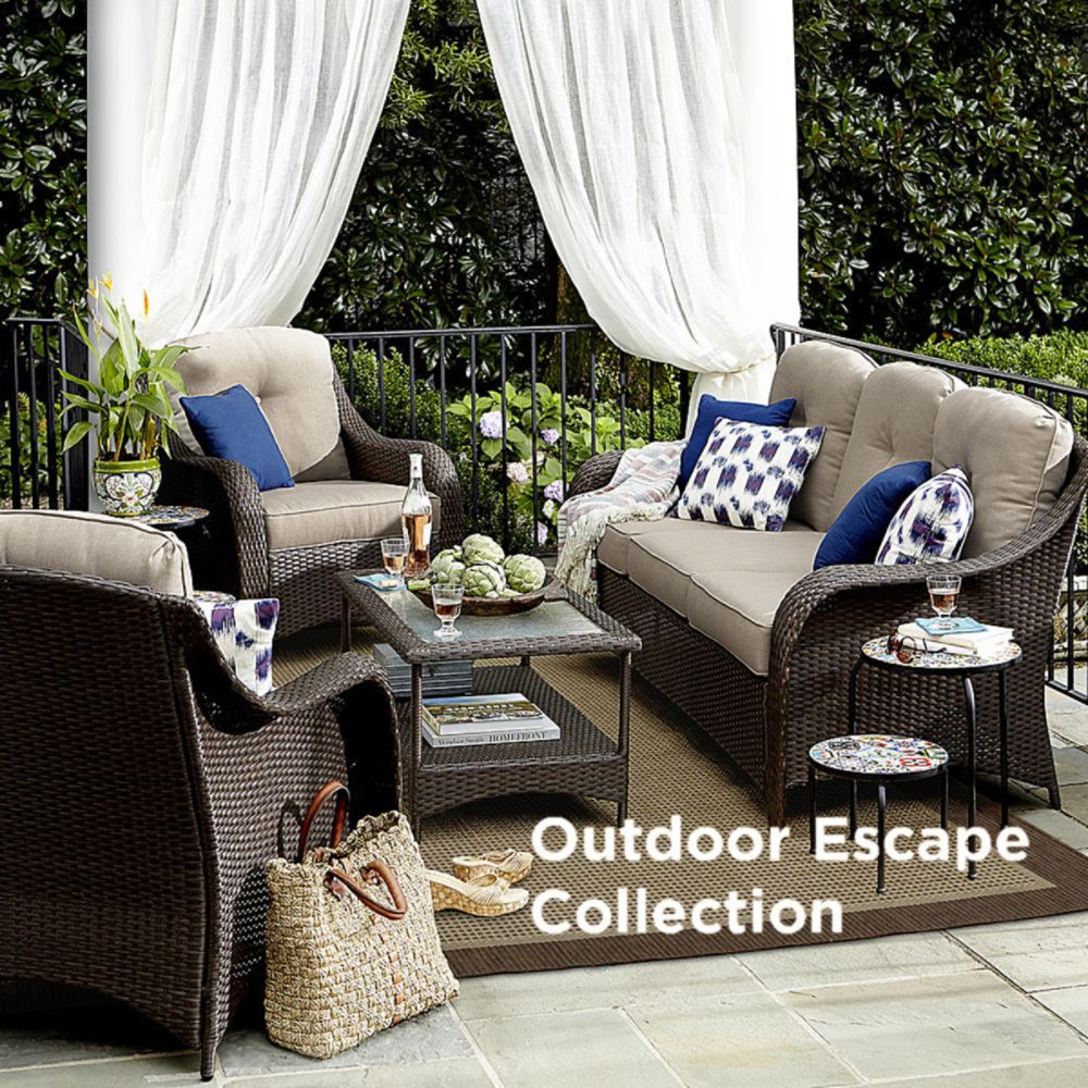 Tuesday Morning Outdoor Patio Furniture Ideas