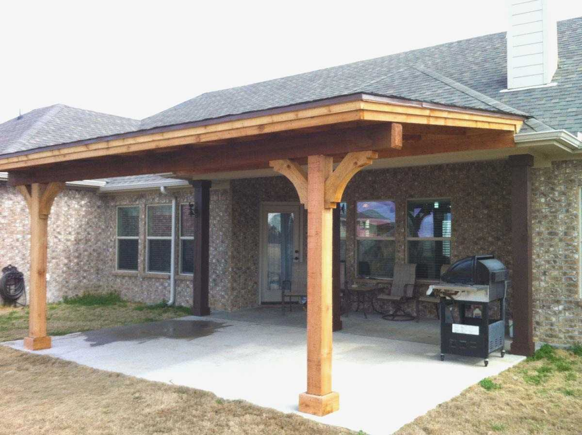 Types Of Patio Covers Best Of Patio Cover Designs Patio Outdoor Throughout  Sizing 1200 X 897