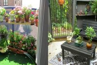 Very Small Patio Decorating Ideas Small Apartment Patio Under Deck with regard to dimensions 1024 X 1024