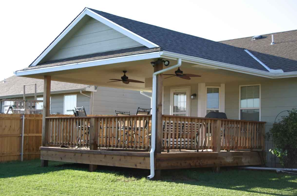Want To Add A Covered Back Porch To Our House Next Year House pertaining to proportions 1219 X 805
