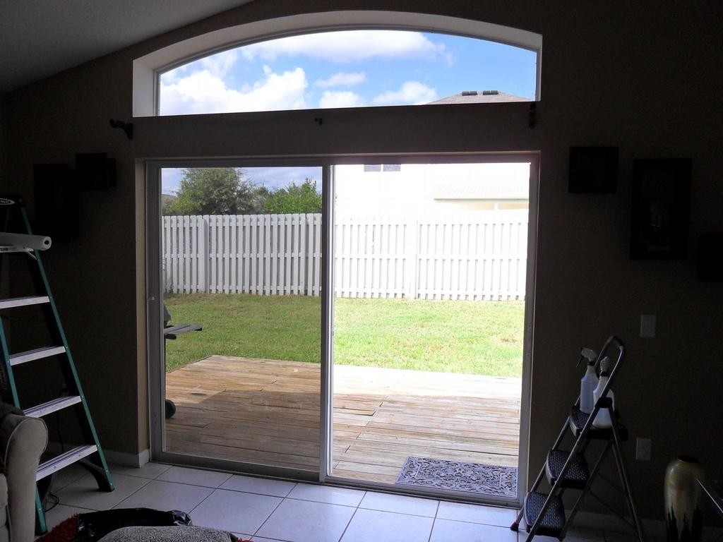 Window Tint Film Glass Door Bathroom Sliding Security Doors Patio intended for proportions 1024 X 768