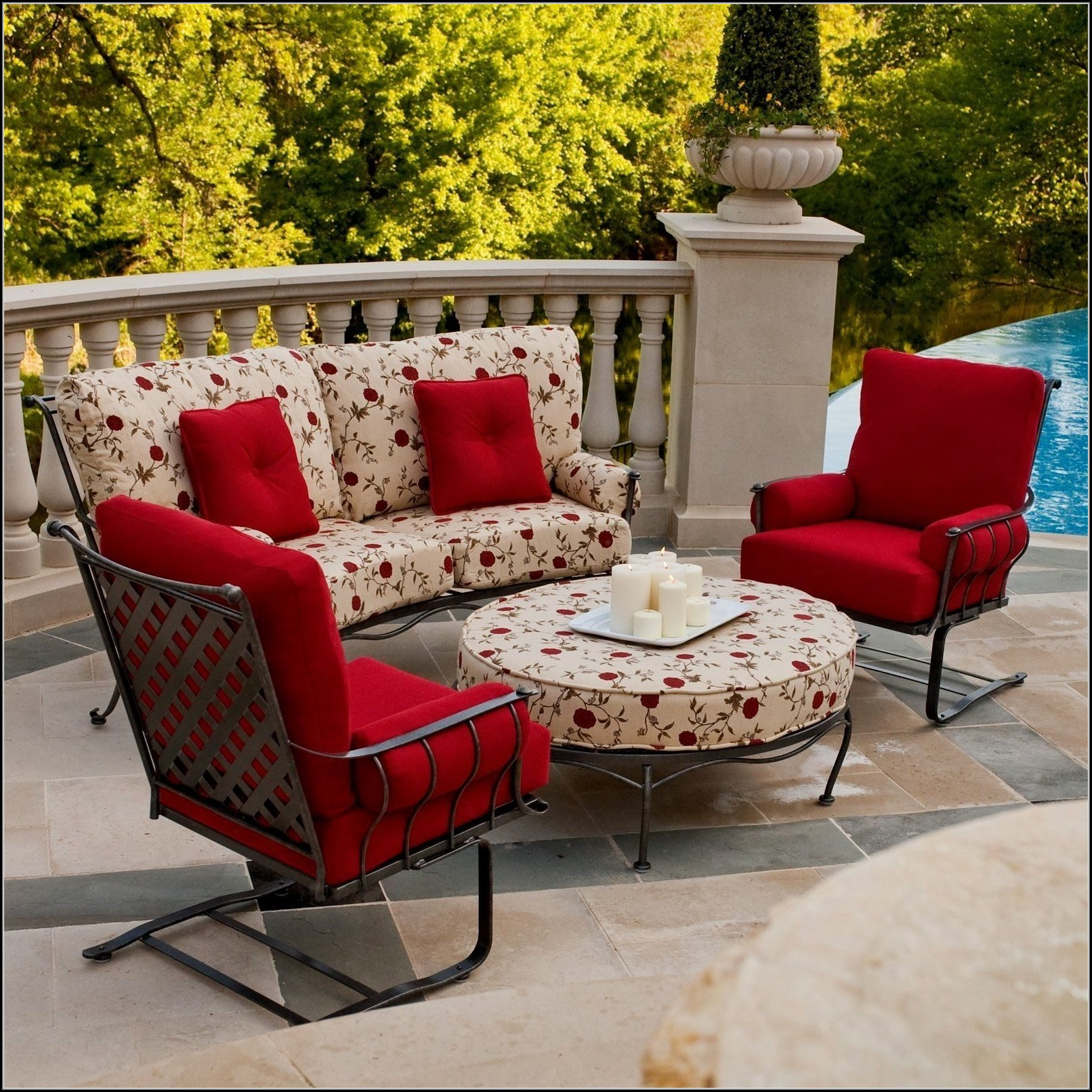 Wonderful Wilson And Fisher Patio Furniture Splash In Sizing 1612 X