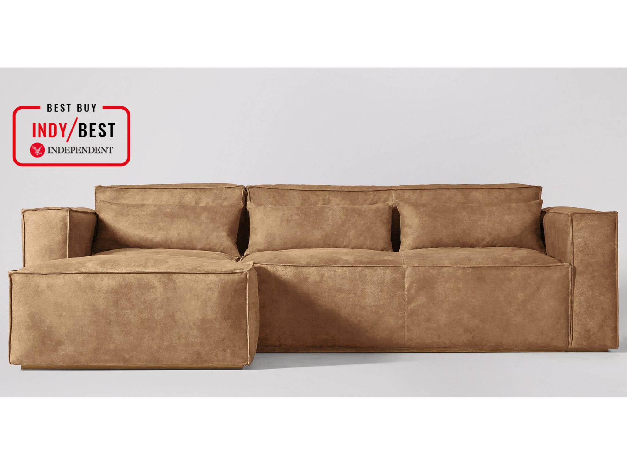 10 Best Leather Sofas The Independent regarding dimensions 2048 X 1536