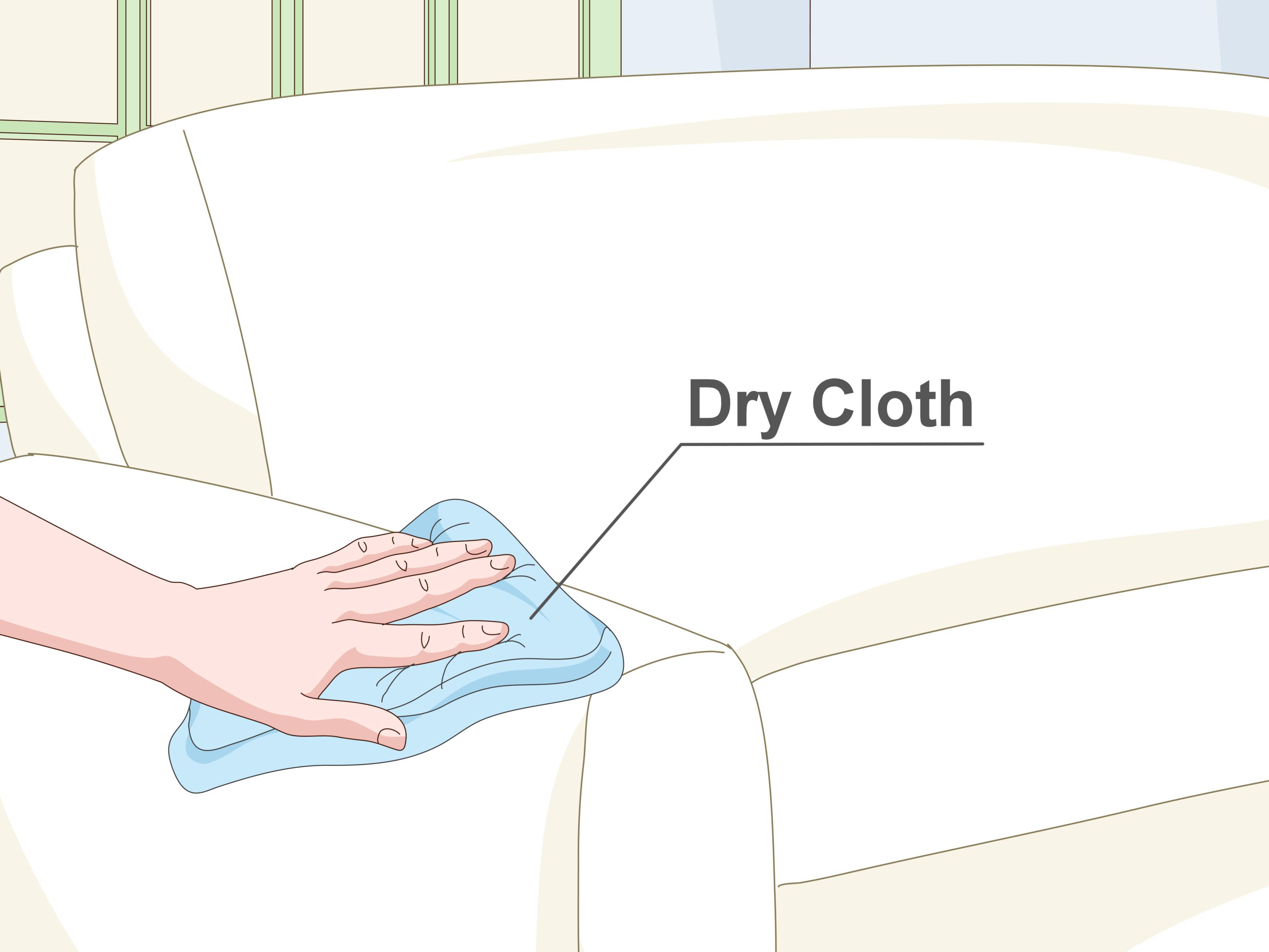 3 Ways To Clean White Leather Furniture Wikihow in size 3200 X 2400