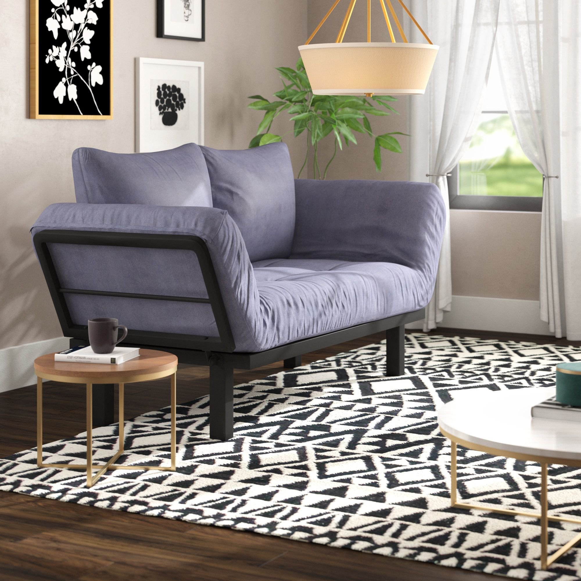 30 Futons That Are Nothing Like The One You Had In College within dimensions 2000 X 2000